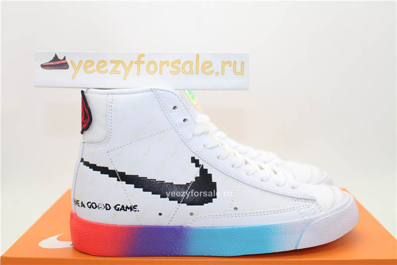 God Version Nike Blazer Mid 77 Vintage Have A Good Time ( Glow in the Dark)